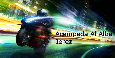 Acampada Al Alba Jerez
