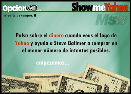 Show me Yahoo